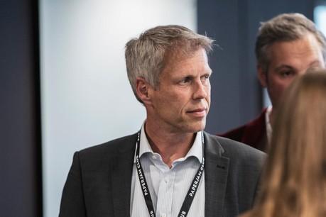 Filip Volders prendra ses fonctions le 15 juillet prochain. (Photos: Jan Hanrion / Maison Moderne / Archives)