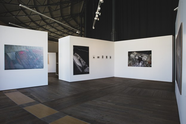 Les finalistes du LEAP participent à une exposition organisée aux Rotondes. (Photo: Sven Becker)