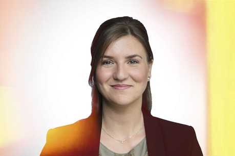 Vanessa Müller, country director chez Accenture. (Photo: Maison Moderne)