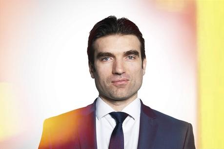 Vincent Remy, Partner chez EY Luxembourg. (Crédit: Maison Moderne)