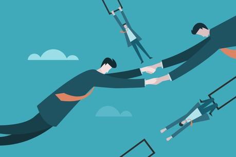 Le «swing pricing» permet de diminuer le risque de retraits massifs et de comportements moutonniers des investisseurs en période de turbulences sur les marchés. (Photo: Shutterstock)