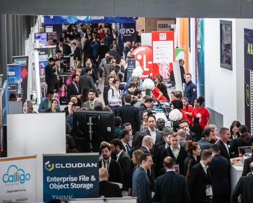 L'ICT Spring, qui rassemble plus de 5.000personnes au Centre européen des congrès, est reporté en juillet. (Photos: Edouard Olszewski / Archives)