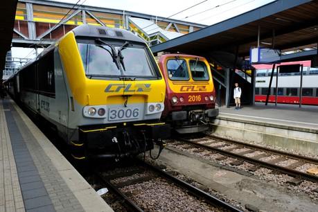 Plus aucun train ne circule entre Bettembourg et Luxembourg depuis le samedi 13 juillet et jusqu'au dimanche 21 juillet prochain. (Photo: Shutterstock)