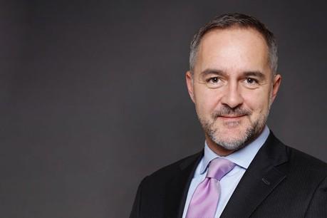 Axel Hörger, CEO Europe, Lombard International Assurance C rédit : Lombard International Assurance