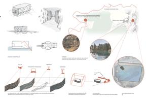 Projet de M3 architectes pour le pavillon à Dudelange. ((Illustration: M3 architectes))