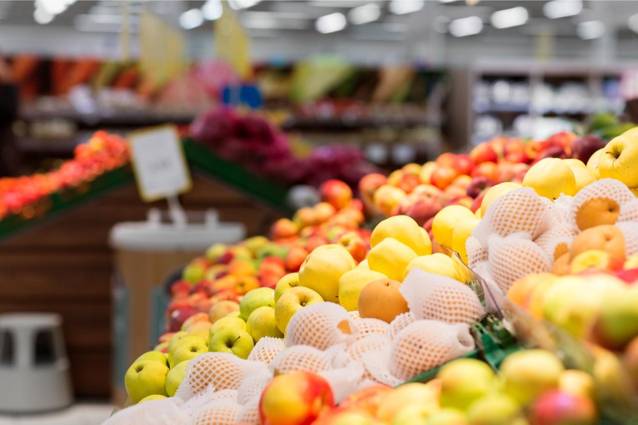 Grand Frais, success-story française née de la vente de fruits et légumes frais dans des petits supermarchés de proximité au début des années1990, ouvre son premier magasin au Luxembourg. (Photo: Shutterstock)