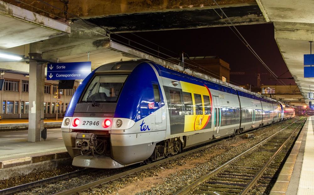 Quelques trains à peine rejoindront Luxembourg ce mardi 10 décembre dans la matinée en provenance de Metz. (Photo: Shutterstock)
