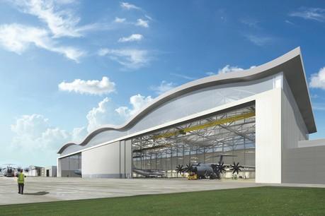 Selon le calendrier actuel, les premiers avions de transport de la Défense devraient arriver à Melsbroekmi-2020.  (Photo: Democo)