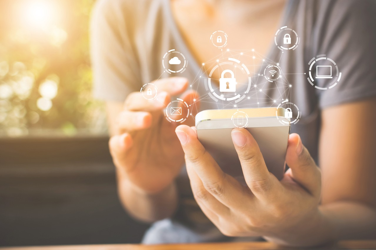 LuxTrust présentera une solution unique, la semaine prochaine en Corée. Capable de permettre de partager des données et d'en garder le contrôle, dans un univers crypté et protégé. (Photo: Shutterstock)