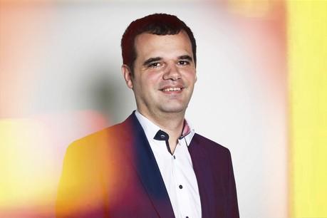 Jacques Pütz, CEO at LUXHUB (Crédit: Maison Moderne)