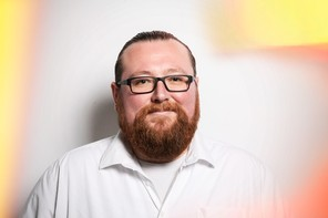 Mathieu Perrein, Chief Technology Officer, AINOS. (Photo: Maison Moderne)