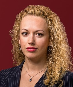 Irina Stoliarova, senior associate chezGSK Stockmann. (Photo:GSK Stockmann)
