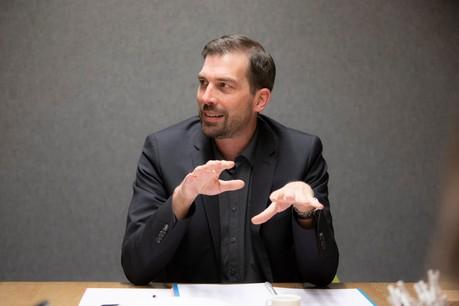 Yves Cruchten va reprendre le mandat de Franz Fayot pour quelques mois. Mais veut rester président jusqu'en 2023. (Photo: Jan Hanrion/Maison Moderne Publishing SA/archives)