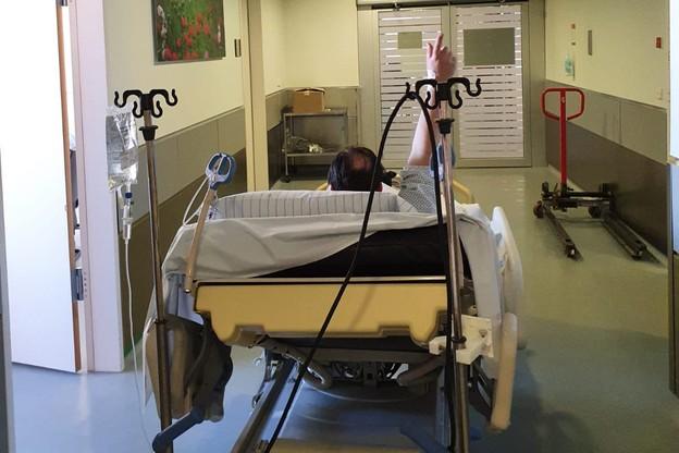 Un premier patient atteint du Covid-19 est sorti du service de réanimation où il avait été admis, a annoncé mercredi le CHL. (Photo: CHL)