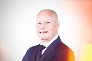 Jurgen Vanhoenacker, Executive Director, Sales & Wealth Structuring at Lombard International (Crédit : Maison Moderne)