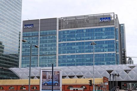 KPMG UK écope de 6 millions de livres d'amende. (Photo: Shutterstock)