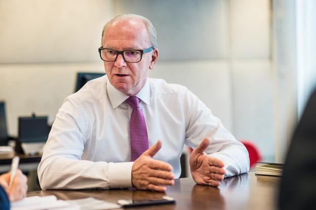 Le futur CEO de la Bil, Marcel Leyers, avait lui-même négocié le premier accord avec le FEI. (Photo: Mike Zenari/Paperjam archives)