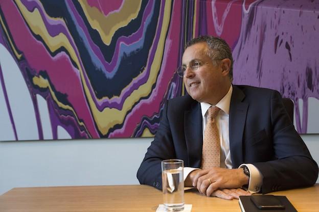 Peter Sieradzki, CEO d'InsingerGilissen, la branche néerlandaise de KBL epb, se bat contre des grandes banques généralistes. (Photo:InsingerGilissen)