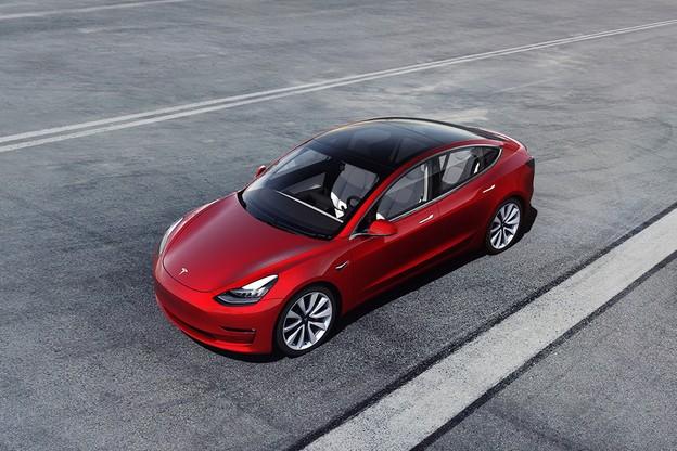 La Tesla Model 3 est moins chère que les Model S et Model X. (Photo: Tesla)