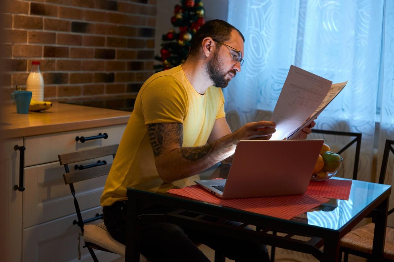 Selon les deux syndicats, les 24 jours actuels de télétravail sont totalement insuffisants. (Photo: Shutterstock)
