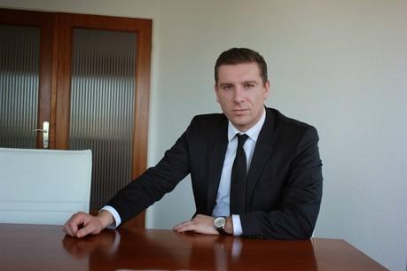 David Giabbani, Avocat à la Cour et fondateur de l'étude Giabbani spécialisée en droit du travail et en droit de la sécurité sociale.Il est aussi le rédacteur en chef de la revue L'actualité du droit du travail au Luxembourg. (Photo: Étude Giabbani)