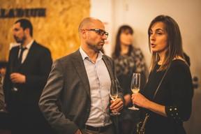 Thierry Stas (Maprima Luxembourg) et Chantal De Watcher (Bâloise) ((Photo: Arthur Ranzy))