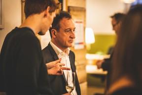 Pascal Dorban (Talk Finance) ((Photo: Arthur Ranzy))