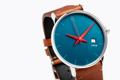 Allier l'excellence du design luxembourgeois et de l'horlogerie suisse: voilà la promesse de Loxo. (Photo: Patricia Pitsch / Maison Moderne)