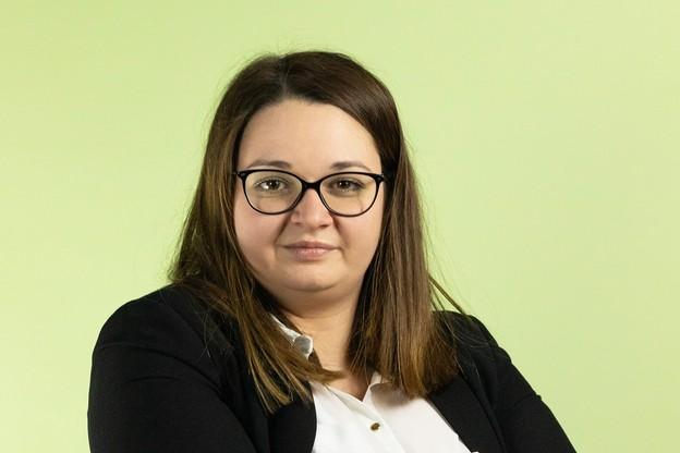 Lucie Malchryzki,urbaniste géographe chez Espace et Paysages. (Photo: Beng Architectes Associés)