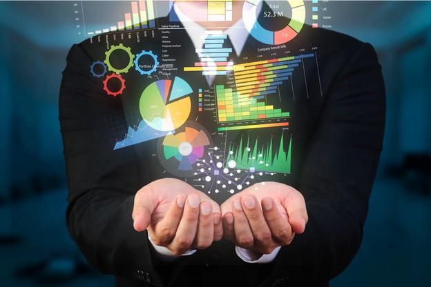 Conférer aux données une dimension plus visuelle facilite la compréhension des décideurs politiques. (Photo: Shutterstock)