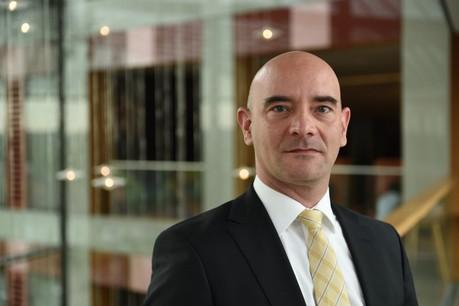 Pourle cybersecurity leader d'EY Luxembourg, Thomas Koch, l'entreprise aurait intérêt à la fois à intégrer la cybersécurité dès le début dans chaque projet et de former ses employés. (Photo: EY)