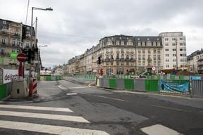 La place de Paris. ((Photo: Matic Zorman))