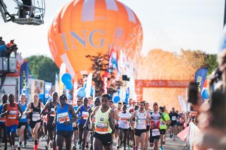 La 15eédition de l'ING Night Marathon Luxembourg reste programmée pour le 23 mai prochain. (Photo: Nader Ghavami/Archives Paperjam)