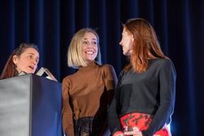 Taina Bofferding (Ministre de l'Intérieur et Ministre de l'Égalité entre les femmes et les hommes) ((Photo: Jan Hanrion & Patricia Pitsch / Maison Moderne))