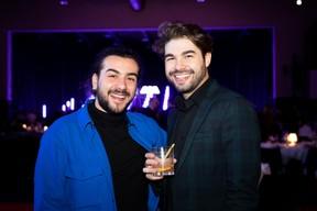 Yanis Ghannam et Alex Iberico (Good Vibes) ((Photo: Patricia Pitsch/Maison Moderne))