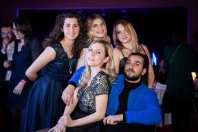 Léa Crusel, Delphine Theunissen, Pauline Schmaltz, Léa Grunenwald (Maison Moderne) et Yanis Ghannam (Good Vibes) ((Photo: Patricia Pitsch/Maison Moderne))