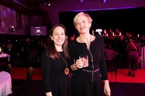 Emmanuelle Thivollard (Maison Moderne) et Viviane Clauss (BDL) ((Photo: Patricia Pitsch/Maison Moderne))