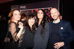 Elena Sebastiani, Céline Bayle et Jérôme Rudoni (Adada) ((Photo: Patricia Pitsch/Maison Moderne))