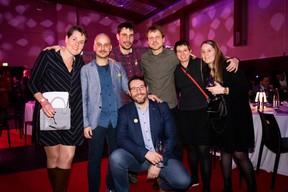 Media Awards 2020 - 05.02.2020 ((Photo: Patricia Pitsch/Maison Moderne))