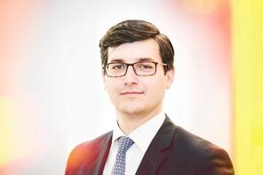 William Telkes, Chef du service Private Banking au sein de la BCEE (Crédit : Maison Moderne)
