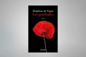 «Les gratitudes», Delphine de Vigan ((Photo: JC Lattès))
