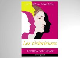 «Les victorieuses», Laetitia Colombiani ((Photo: Grasset))