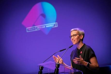 La ministre de la Culture, Sam Tanson, a annoncé avoir signé sept nouvelles conventions dans le cadre de sa stratégieKulturentwécklungsplang 1.0. (Photo: Blitz Agency)