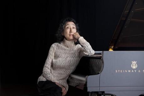 Mitsuko Uchida va démontrer une nouvelle fois sa connaissance de Schubert à la Philharmonie. (Photo: Justin Pumfrey)