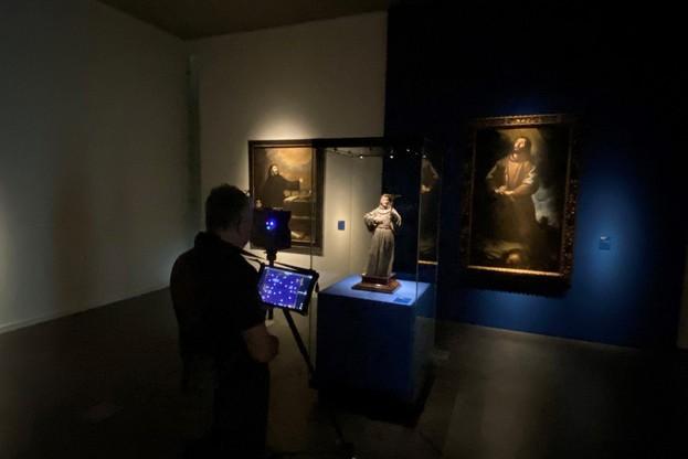 Une société luxembourgeoise spécialisée est intervenue pour réaliser les prises de vue en 3D. (Photo: MNHA)