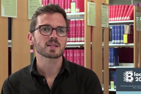 Yann Mahé devient directeur France de MyScienceWork. (Photo: Capture d'écran / Youtube)