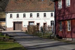 Le Musée Boehringer constitue une bonne occasion de découvrir l'histoire artisanale de Baiersbronn. (Hadrien Friob / Maison Moderne)