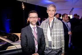 Karl Pardaens et Ulrike Prinz ((Photo: Jan Hanrion/Maison Moderne))