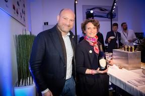 Sébastien et Agnès Rouillaux (Craft et Compagnie) ((Photo: Jan Hanrion/Maison Moderne))