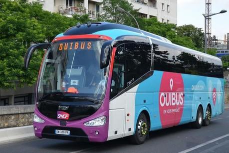 Les Ouibus sont équipés du wifi et permettent l'embarquement de deux bagages en soute et de deux bagages à main. (Photo: DR)